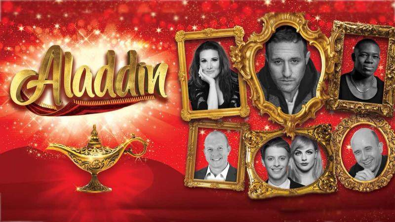 Aladdin Live in Leicester