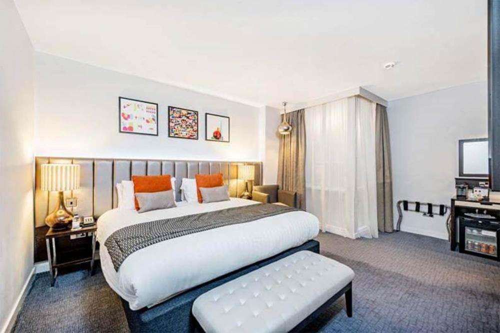 Mercure London Paddington Hotel-Executive King Rooms
