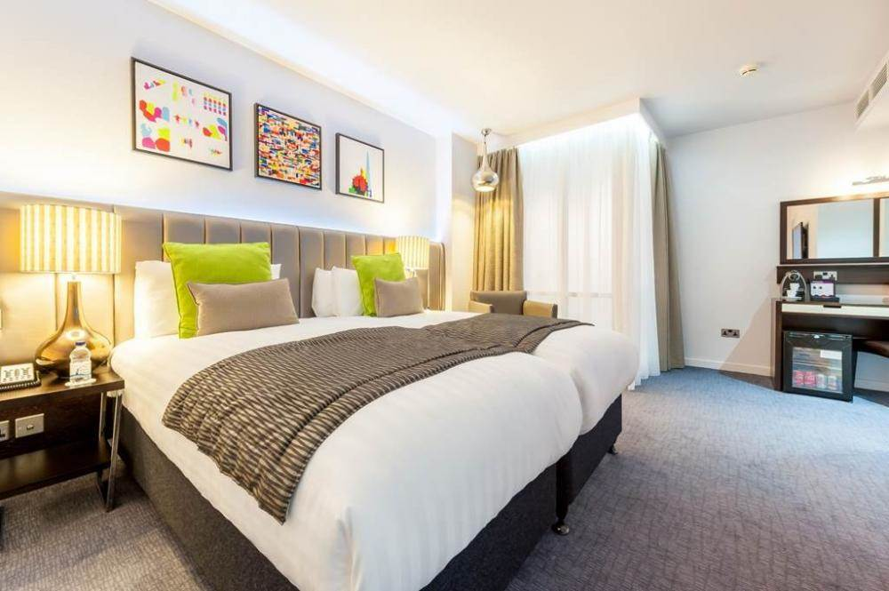 Mercure London Paddington Hotel-Executive King Rooms